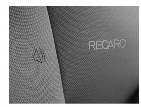 RECARO automobilinė kėdutė Monza Nova 2 Seatfix Prime Silent Grey 88010310050