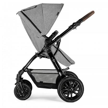 KINDERKRAFT vežimėlis 3in1 MOOV, grey melange KKWMOOVGRYM0NC