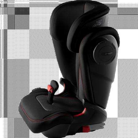 BRITAX automobilinė kėdutė KIDFIX III M Cool Flow - Black ZS SB 2000031210 2000031210