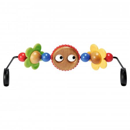 BABYBJÖRN žaislas medinis gultukui Googly eyes 080500 080500