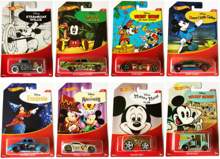 "HOT WHEELS automodelis ""Disney"", FKD66 FKD66"