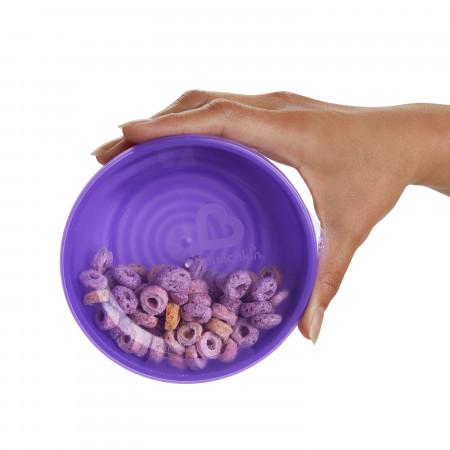 MUNCHKIN indelių ir šaukštelių rinkinys 10vnt. 4m+ Love a Bowls 01210601 01210601