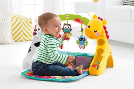 FISHER PRICE lavinamasis kilimėlis Toddler Play Zone, CCB70