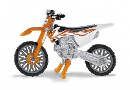 SIKU motociklas KTM 5X-F 450, 1391 1391