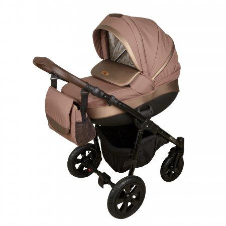 MILLI vežimėlis TECH 2020 3/1, caramel, 893957 893957