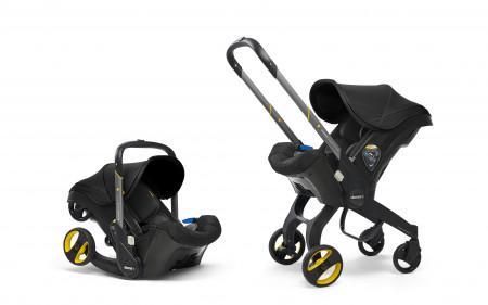 DOONA + automobilinė kėdutė Nitro Black SP150-20-033-015