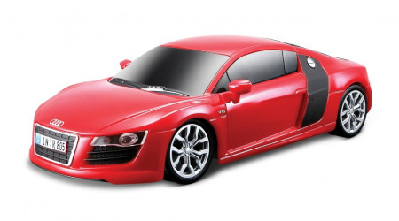 MAISTO TECH automobilis MotoSounds Audi R8, 1:24 81225
