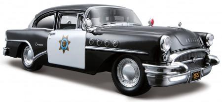 MAISTO DIE CAST automodelis 1:26 BUICK Police 31295 31295