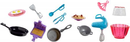 BARBIE Barbės virtuvės reikmenys, FHP69 FHP69