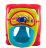 HAUCK vaikštynė Player Jungle Fun 642016 642016
